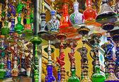 Hookah em loja de souvenirs — Foto Stock