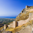 Постер, плакат: Old fort in Corinth Greece