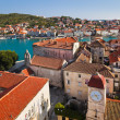 Town Trogir in Croatia — Stock Photo