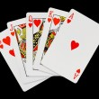 Playing cards — Foto de Stock   #8594169