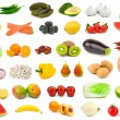 Fruits and vegetables — Stock Photo
