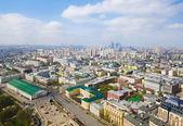 Zentrum von moskau - russland — Stockfoto