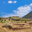 Stock Photo: Town Mycenae ruins, Greece
