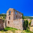Ruins of old town in Mystras, Greece — Stock Photo #8834344