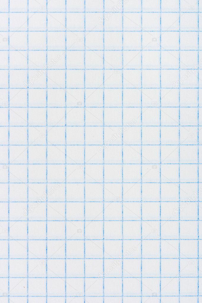Square checkered paper background — Stock Photo © Violin #8834357