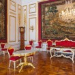 Interior of palace in Salzburg Austria — Stock Photo