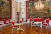 Interior of palace in Salzburg Austria — Stock Photo