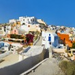 Santorini view (Oia), Greece — Stock fotografie #9719261