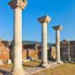 Ruins of st. Johns Basilica at Selcuk Ephesus Turkey — Stock Photo #9762455