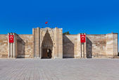 Sultanhani caravansary at Turkey — Stock Photo