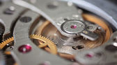 Watch mechanism, mechanical pocket watch — Stock fotografie
