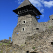 Stock Photo: Old Castle. Middle Ages.