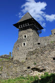 Old Castle. The Middle Ages. — Stock Photo