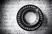 杯卡布奇诺咖啡 — 图库照片