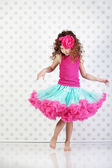 Pequena princesa — Foto Stock