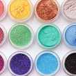 Stock Photo: Eyeshadows
