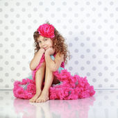 Little princess — Stock Photo