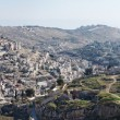 Panorama of Arab Silwan neighborhood in East Jerusalem — Stock Photo