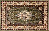 Arabische teppich mit blumenmuster — Stockfoto