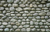 Textured stone wall — Stock fotografie