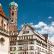 Munich city center. — Stock Photo