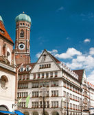 Munich city center. — Stock Photo
