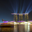 Stock Photo: MarinBay Sands