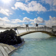 Royalty-Free Stock Photo: The Blue Lagoon