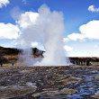 Icelandic Geyser — Stock Photo #10635082