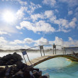 The Blue Lagoon — Foto de stock #10635150