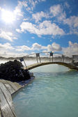 The Blue Lagoon — Stockfoto
