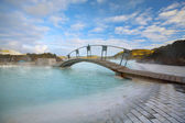 The Blue Lagoon — Foto de Stock