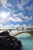 The Blue Lagoon — Stock Photo
