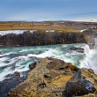 Gullfoss Waterfall — Stock Photo #10645932