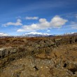 Thingvellir national park — Stock Photo #10688453