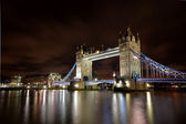 The Tower bridge — Stock Photo