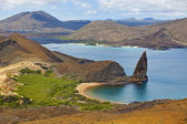 Bartolome Island Galapagos — Stock Photo