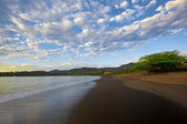 Sunset in Guanacaste — Stock Photo