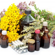 Stock Photo: herbal medicine&quot