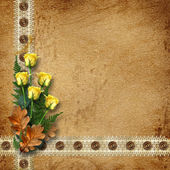 Abstract background for invitation and photo. Velvet. — Stock Photo