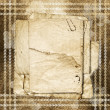Royalty-Free Stock Photo: Vintage background for invitation and photo.