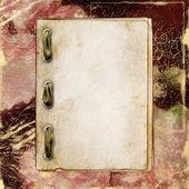 Cartão de saudação ou convite no fundo abstrato. — Foto Stock