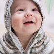 Adorable baby boy — Stock Photo #9395110