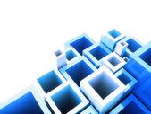 Geometrisk bakgrund — Stockfoto