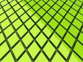 Green boxes — Stock Photo