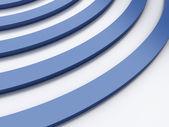 Metallic lines — Stock Photo