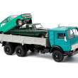 Transportation of toy cars for disposal — Stock Photo #9321402