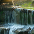 Foto Stock: Water fall