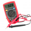 Instrument for measuring the current isolated — Stock Photo #8516162