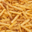 Hot french fries - Stock Photo